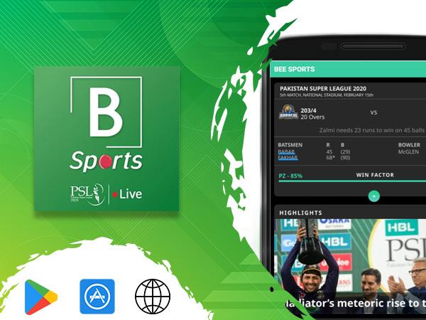B Sports – PSL 2020