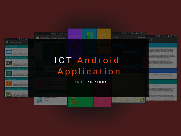 ICT Android Application