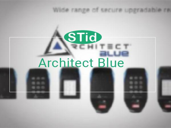 STid Architect Blue